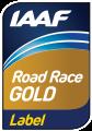 IAAF Road Race GOLD