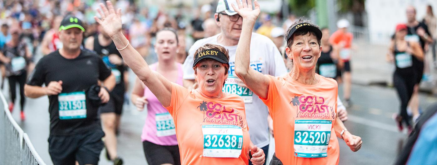 b1e066e93f ゴールドコーストマラソンのオープニングを飾る10kmラン。市街地を中心にしたコースは、日曜日の観光の下見に最適!